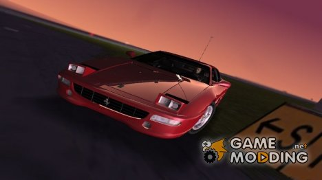 Ferrari F355 for GTA Vice City