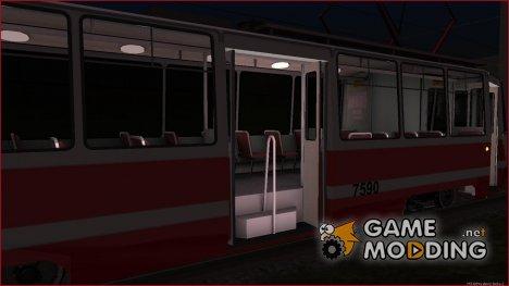 Трамвайные скрипты for GTA San Andreas