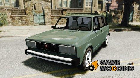 ВАЗ 2104 Final (С тонировкой) for GTA 4