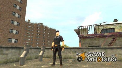 Сильвестр Сталлоне для GTA 4