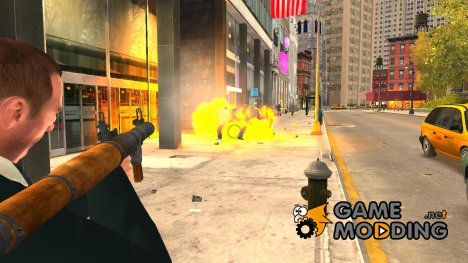Molotov RPG for GTA 4