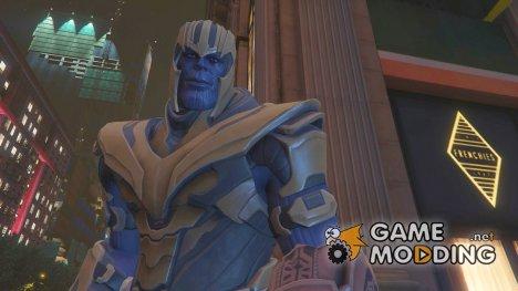 Thanos Fortnite Version for GTA 5