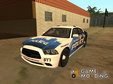 Dodge Charger Police 2013 for GTA San Andreas