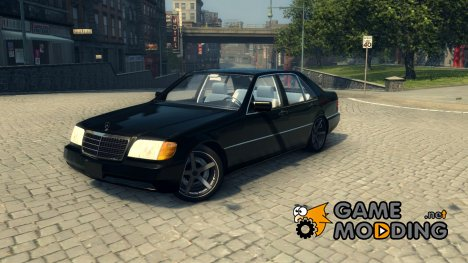 Mercedes S600 W140 for Mafia II