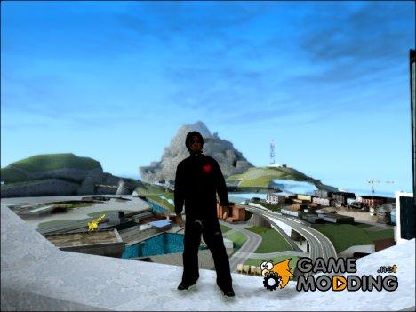 Albanian Skin for GTA San Andreas