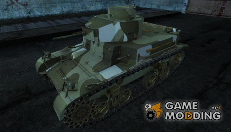 M2 lt от sargent67 6 для World of Tanks