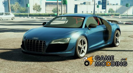 2012 Audi R8 V10 New for GTA 5