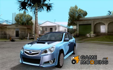 Subaru Legacy 2010 v.2 for GTA San Andreas