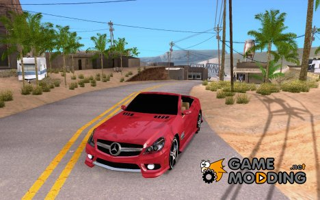 Mercedes-Benz SL 65 AMG 2010 for GTA San Andreas