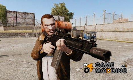 FN FAL DSA для GTA 4