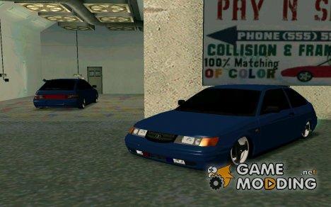 ВАЗ 2112 БПАН для GTA San Andreas