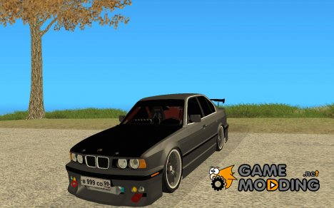 BMW 540i E34 DriftTuning for GTA San Andreas