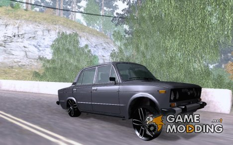2106 Avtosh for GTA San Andreas