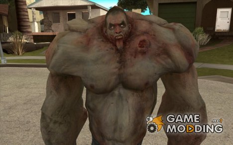 Танк из Left 4 Dead for GTA San Andreas