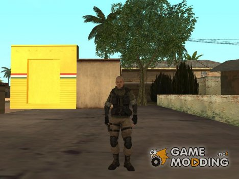 Nicholai Zinoviev для GTA San Andreas