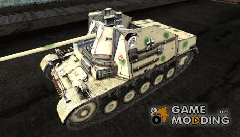 Шкурка для Marder II for World of Tanks