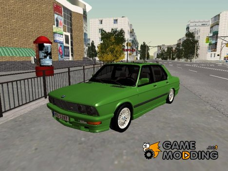BMW 5-series for GTA San Andreas
