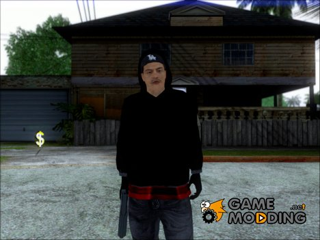 J-Dog for GTA San Andreas
