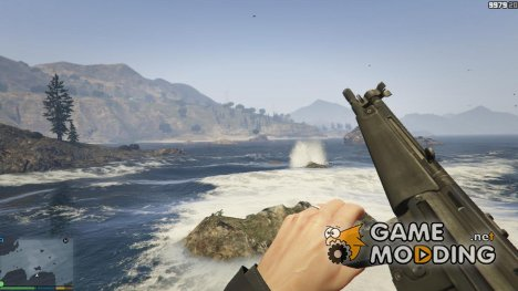 Max Payne 3 MP5 1.0 for GTA 5
