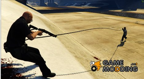 Just Cause 2 Grappling hook mod for GTA 5