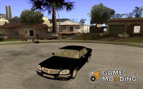ГАЗ 31105 Волга Рейстайлинг for GTA San Andreas