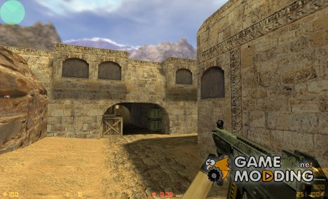 Sprayed Ump45 для Counter-Strike 1.6