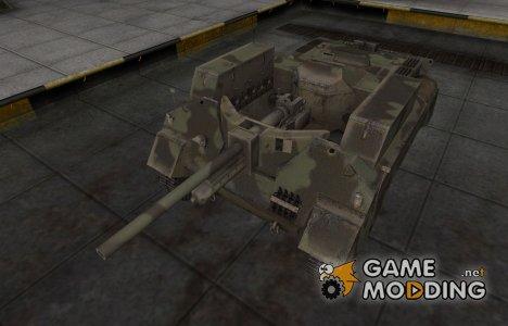Пустынный скин для Alecto for World of Tanks