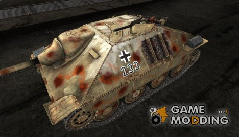 Шкурка для Hetzer for World of Tanks