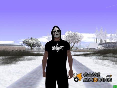 Джои Джордисон барабанщик (Slipknot) для GTA San Andreas