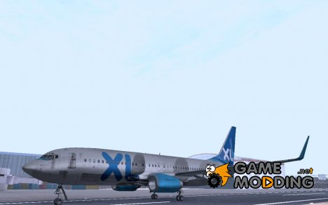 XL Airways 737-800 для GTA San Andreas