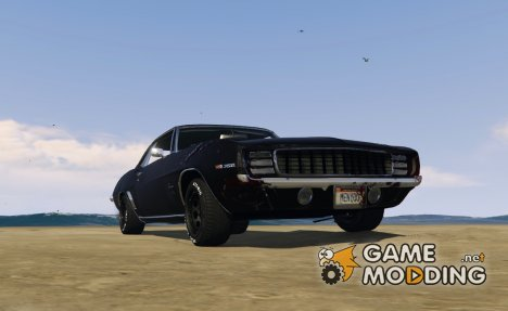 Chevrolet Camaro SS v.1.1 for GTA 5