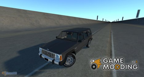 Jeep Cherokee 1984 for BeamNG.Drive