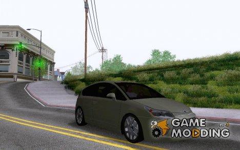 Citroen C4 vts for GTA San Andreas