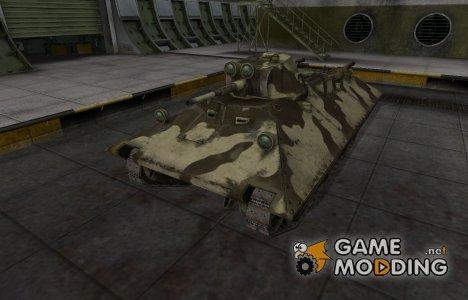 Пустынный скин для БТ-СВ для World of Tanks