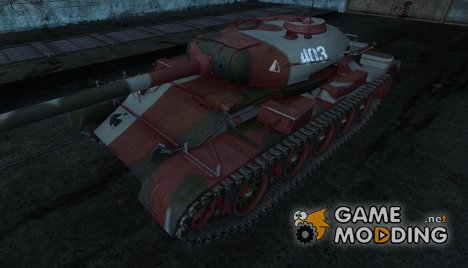 T-54 Hadriel87 for World of Tanks