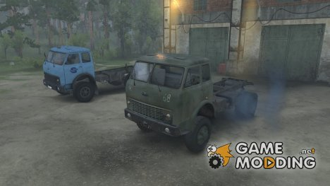 МАЗ 500 for Spintires 2014
