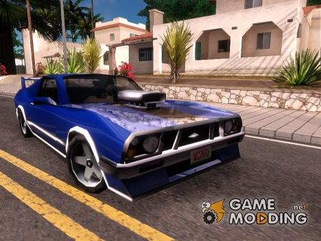 Polaris GT для GTA San Andreas