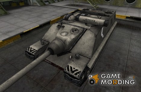 Шкурка для AMX-50 Foch (155) for World of Tanks