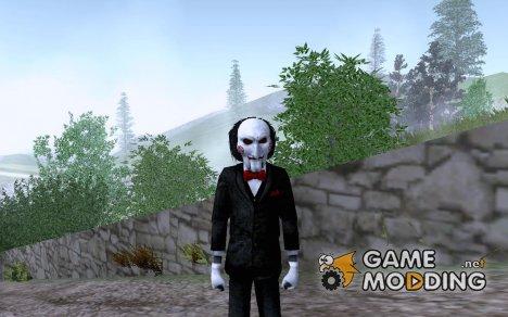 """Кукла """"Билли"""" для GTA San Andreas. for GTA San Andreas"""