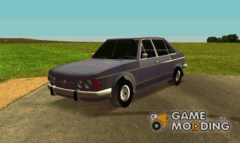 Tatra 613 для GTA San Andreas