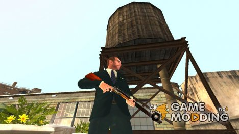 Double Barreled Shotgun v.2 для GTA 4