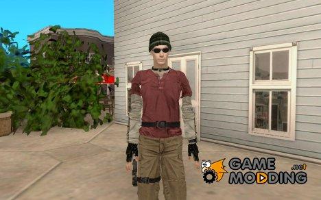 Chris for GTA San Andreas