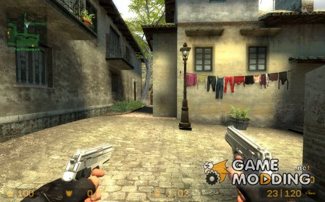 Beretta M3000 for Elites for Counter-Strike Source