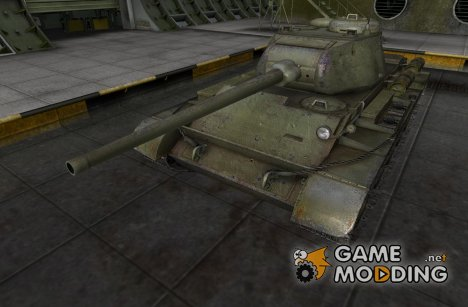 Ремоделинг Т-44 для World of Tanks