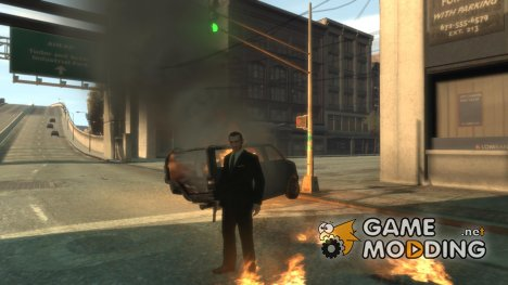 Health Regeneration for GTA 4