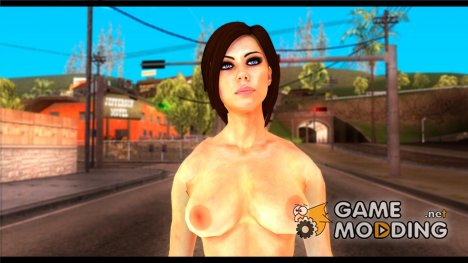 Girl in the Red Bikini for GTA San Andreas