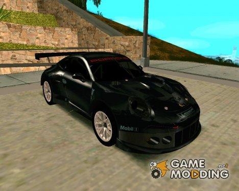 Porsche 911 RSR for GTA San Andreas