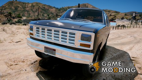 1980 Ford Bronco 1.0 for GTA 5