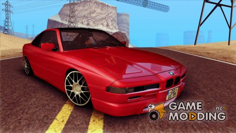 BMW 850CSI 1996 for GTA San Andreas