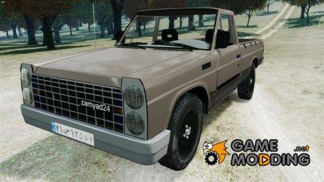 Nissan Zamyad для GTA 4